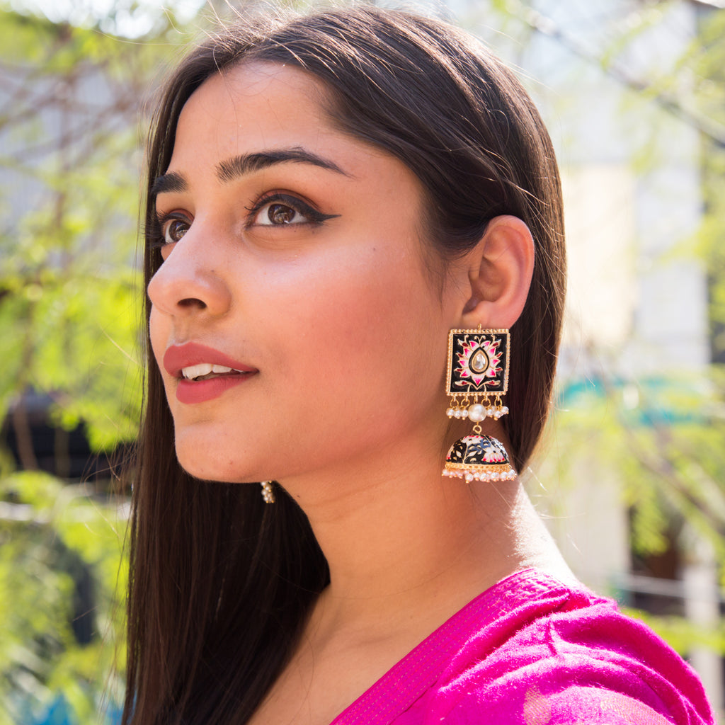 Haiya Earrings