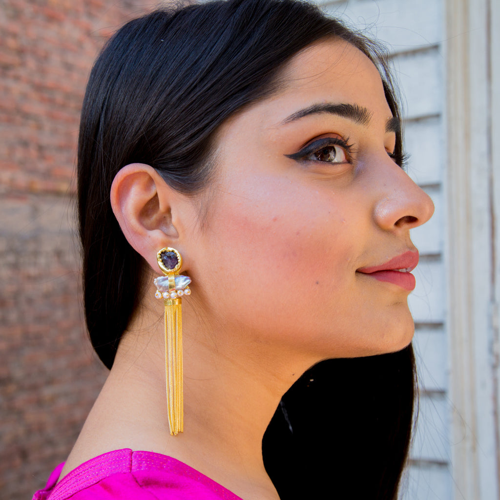 Inika Earrings