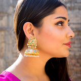 Kakoli Jadau Earrings