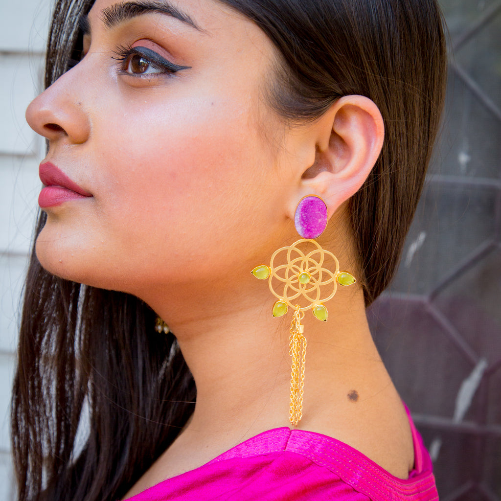 Kashika Earrings