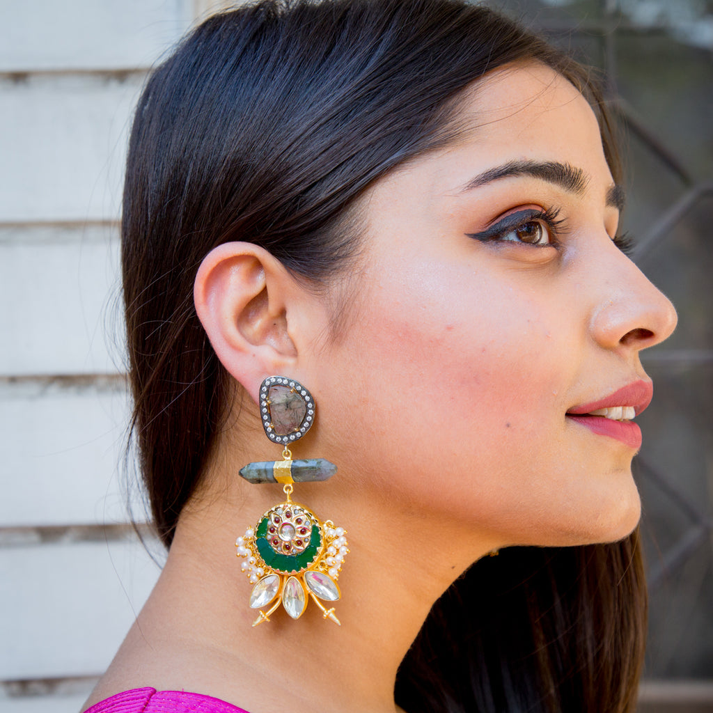 Kavika Earrings