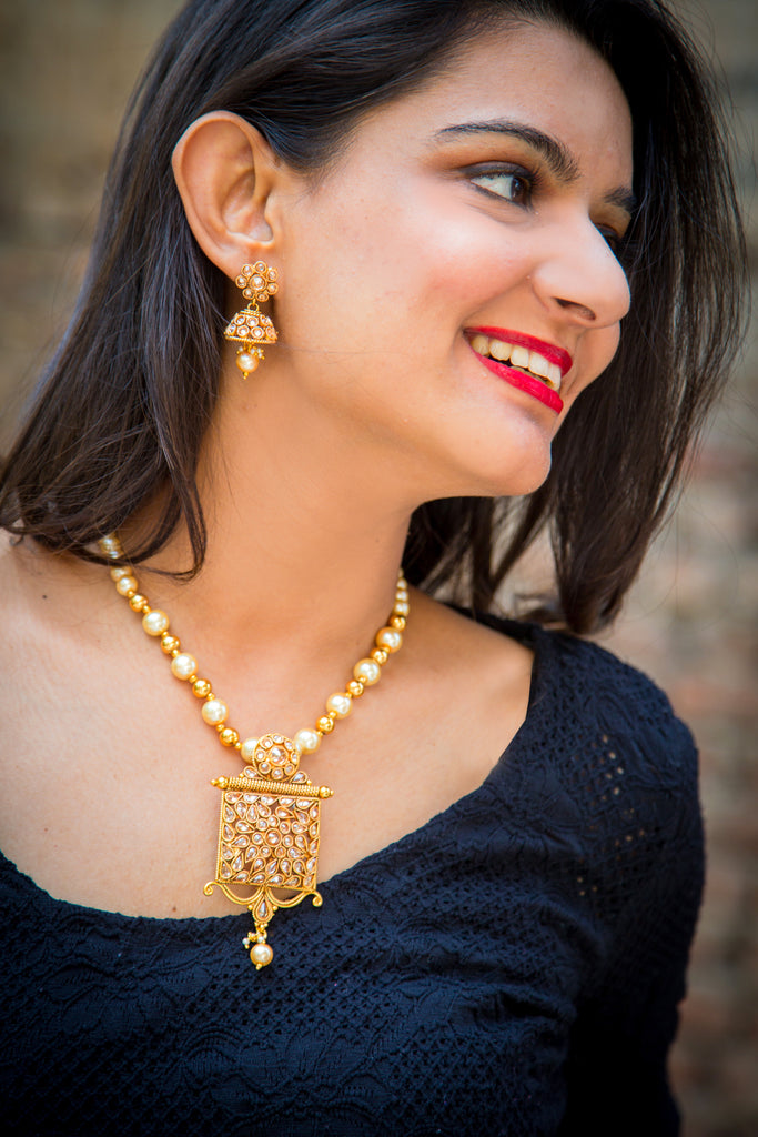Atithi Necklace Set