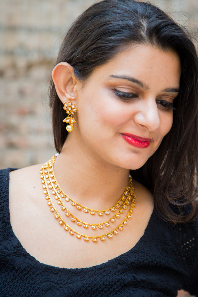 Sarayu Necklace Set