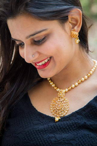 Savitha Necklace Set