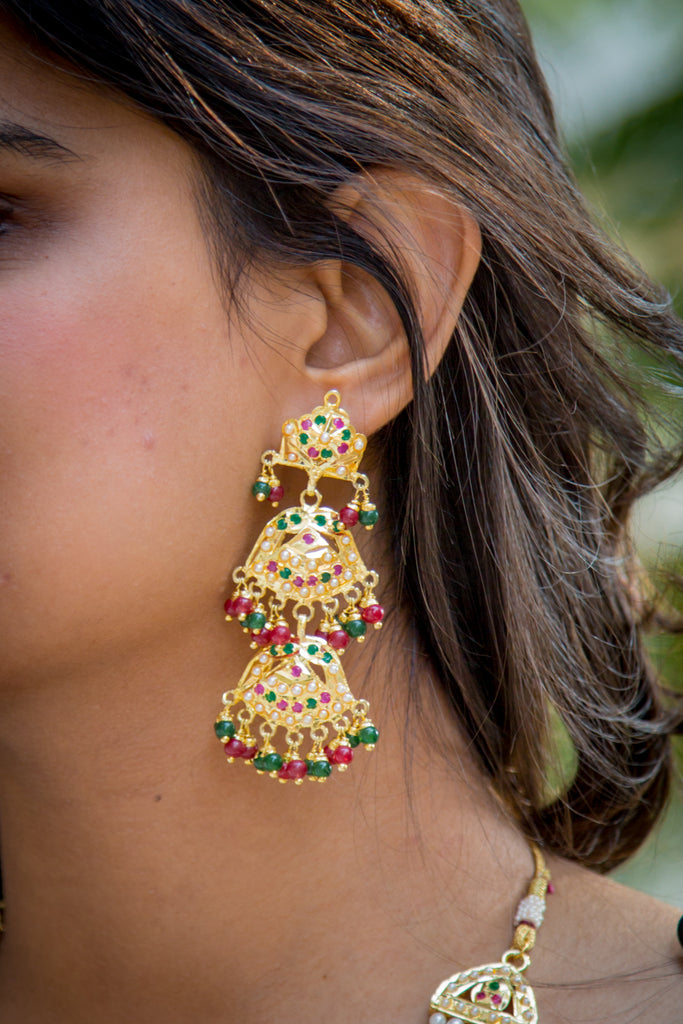 Gaandhaari Earrings