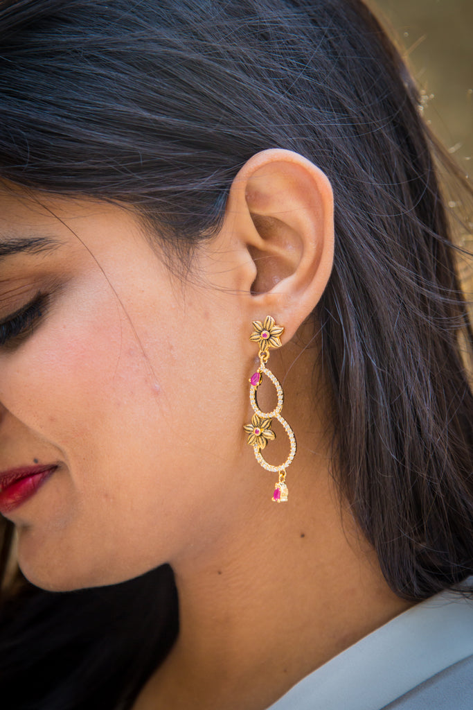 Devananda Earrings