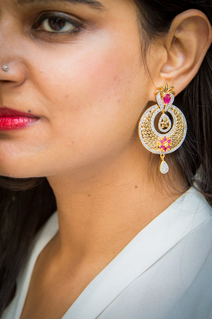 Anakha Earrings