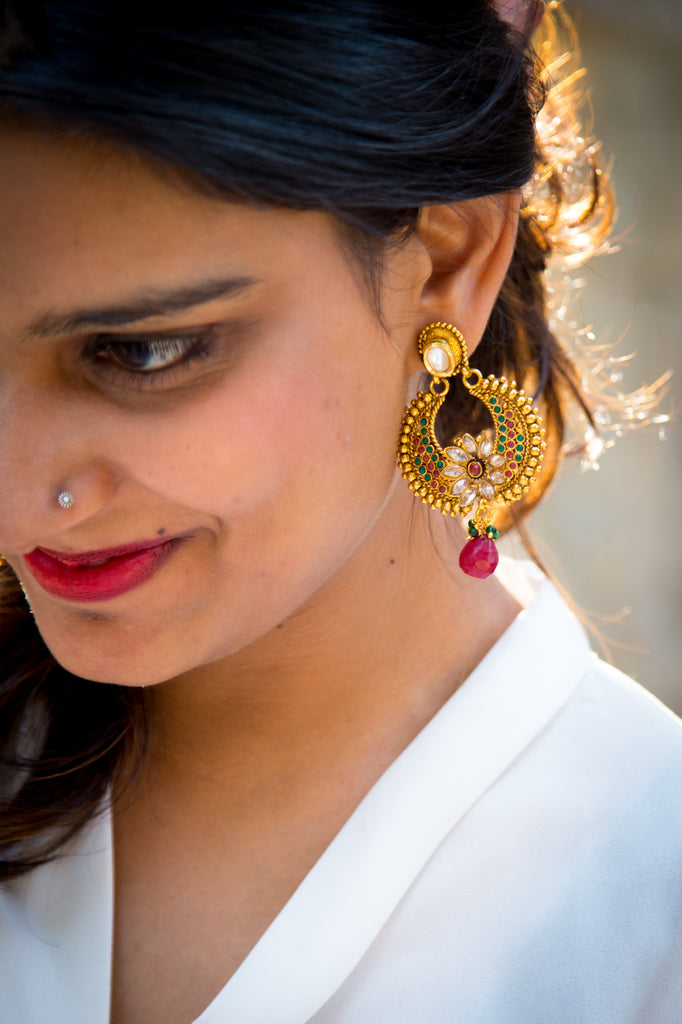 Chandraswaroopa Earrings