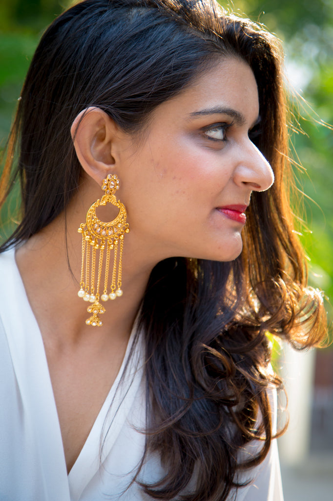 Devangana Earrings