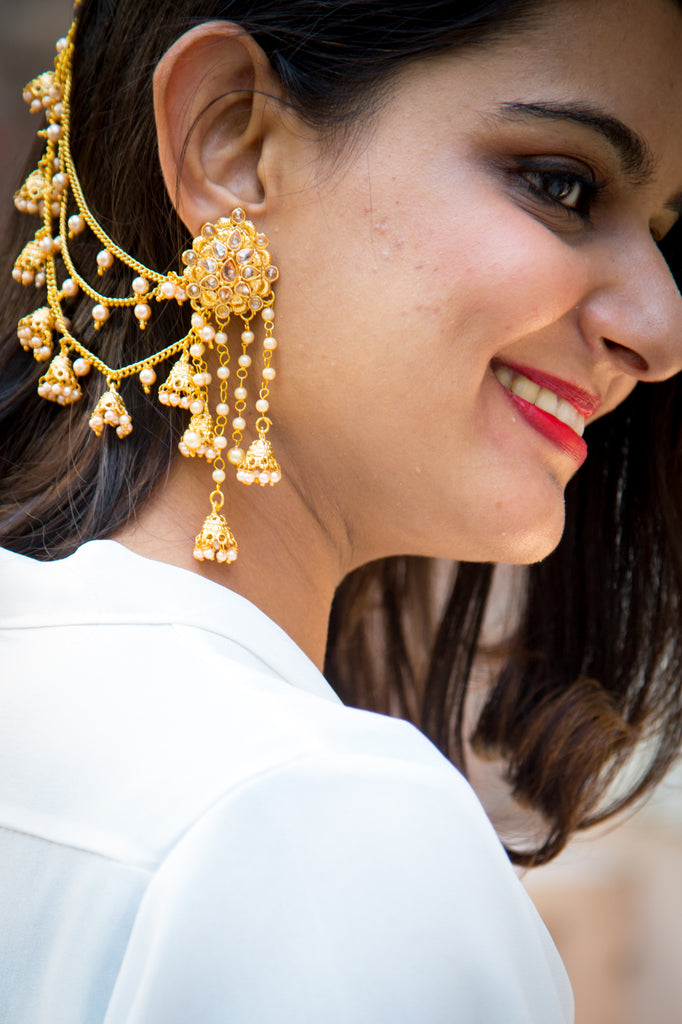 Sivagami Earrings