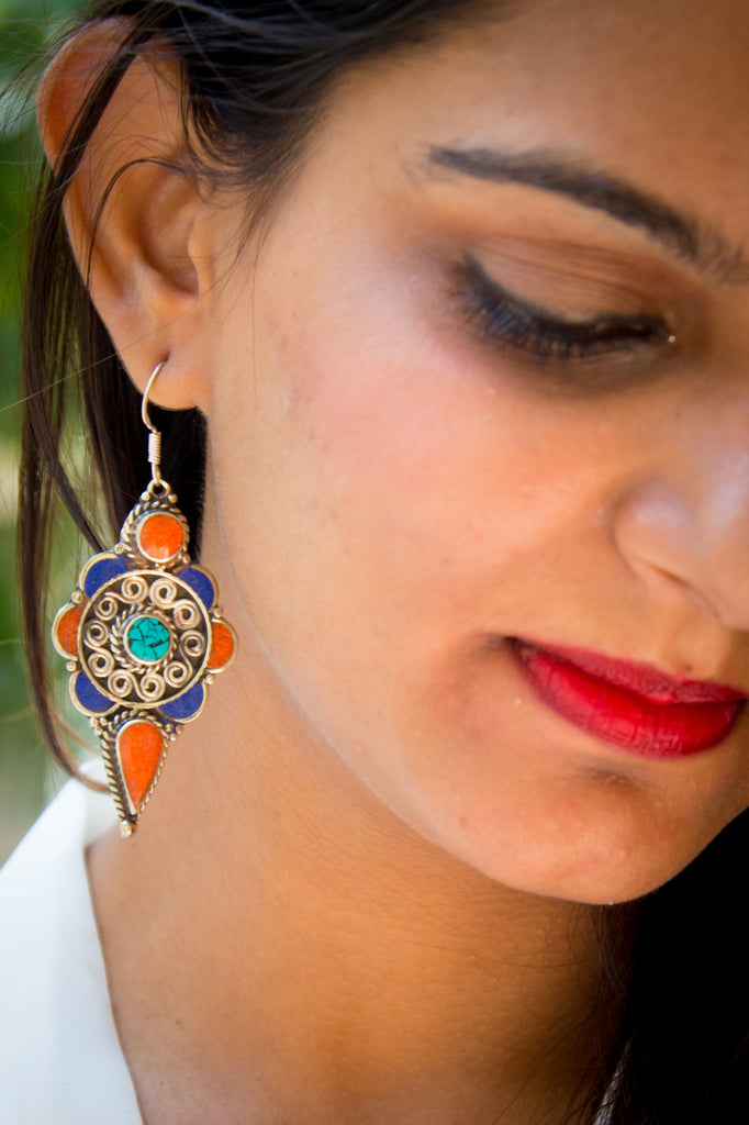 Inrani Earrings