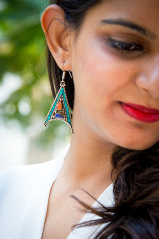 Kshitija Nepali Earrings