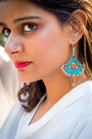 Lana Nepali Earrings