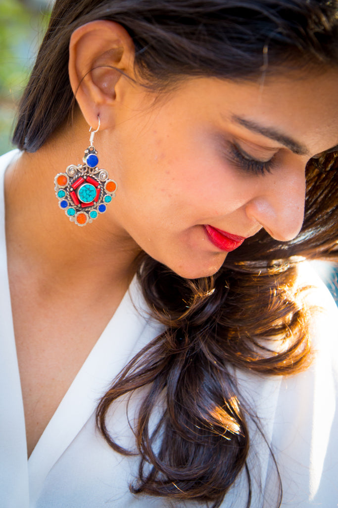 Bandhura Earrings