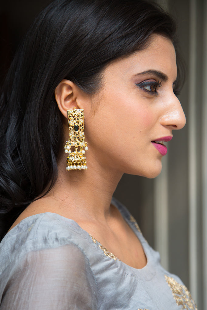 Reyna Sadakari Earrings