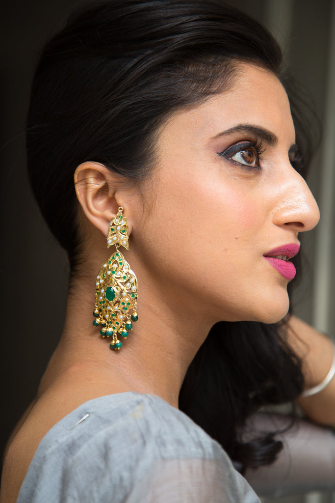 Nazeeya Sadakari Earrings