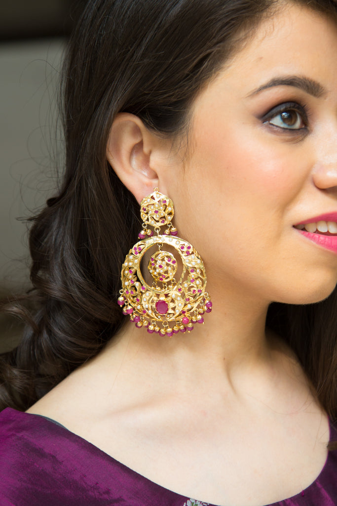 Bilqis Sadakari Earrings