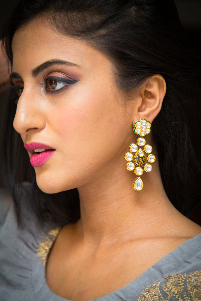 Bindhu Earrings