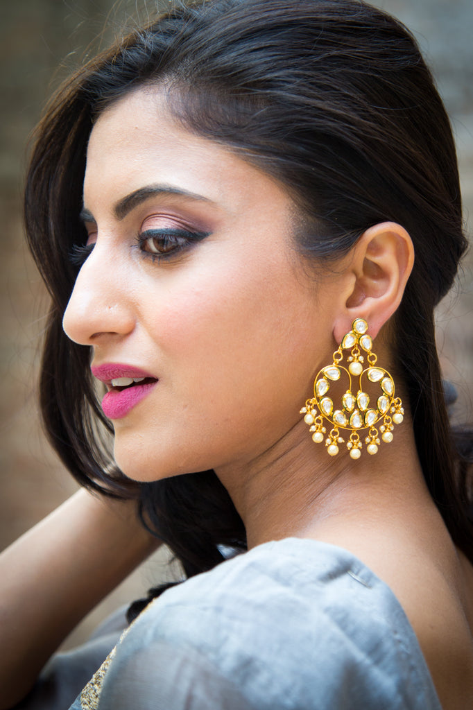 Chitradevi Earrings