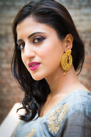 Pushthi Earrings