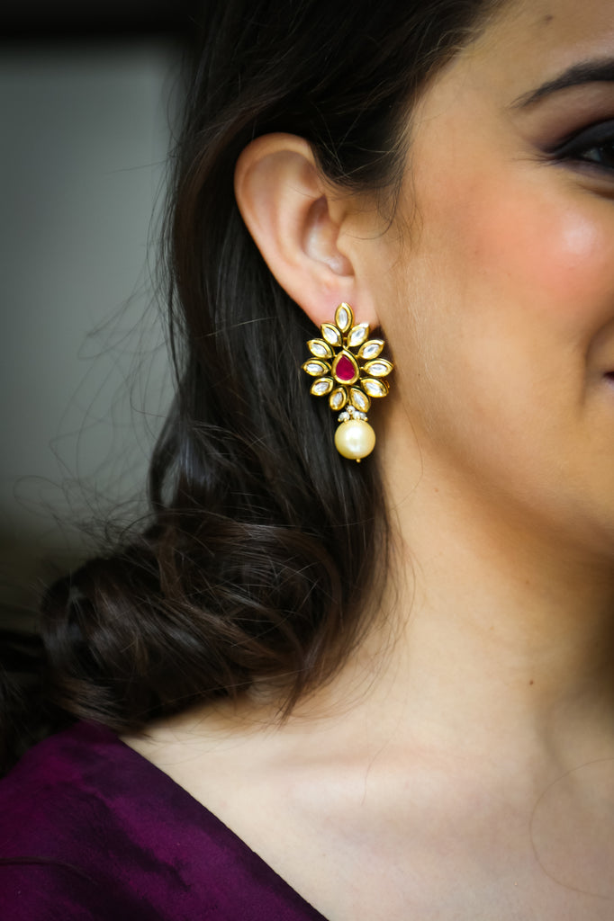Vaidehi Earrings