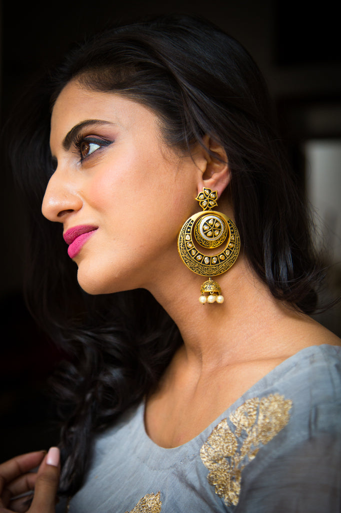 Bhadirathi Earrings