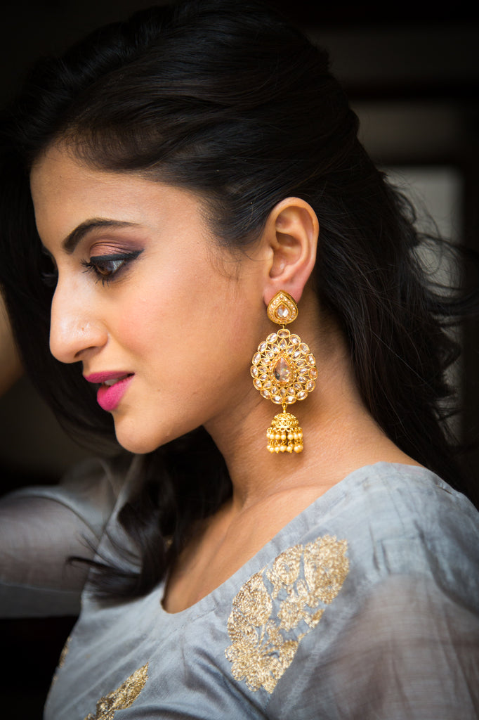 Dhiraja Earrings