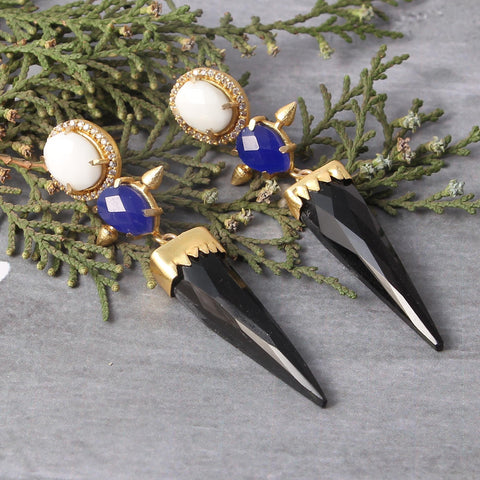 Mardia Glam Earrings