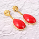 Sarah Glam Earrings