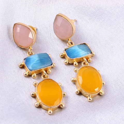 Alhawamdeh Earrings