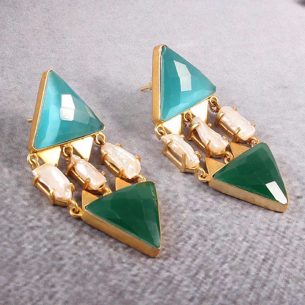 Algarete Earrings