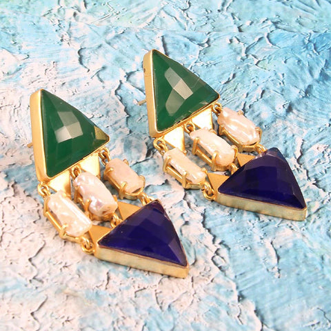 Alfano Earrings