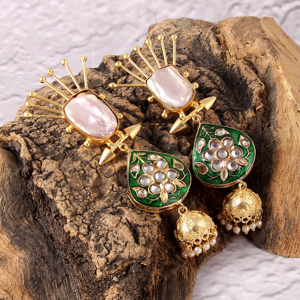 Agraza Earrings