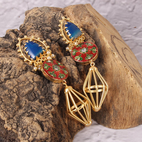 Aguan Earrings