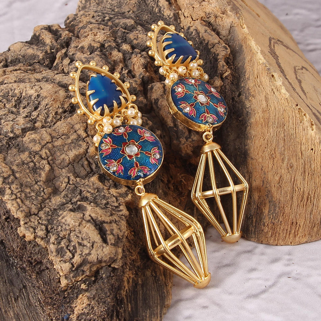 Aguancha Earrings