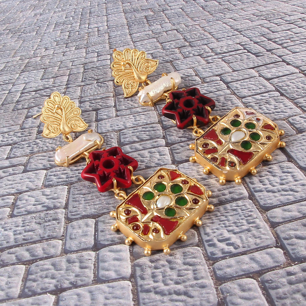Agubanga Earrings