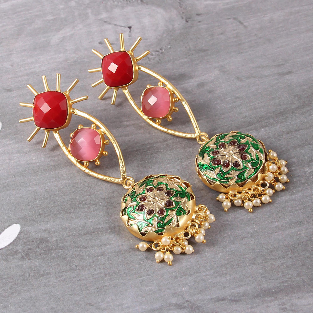 Agymda Earrings