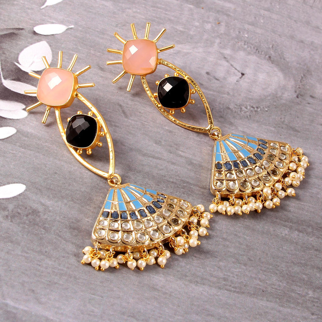Ahabian Earrings