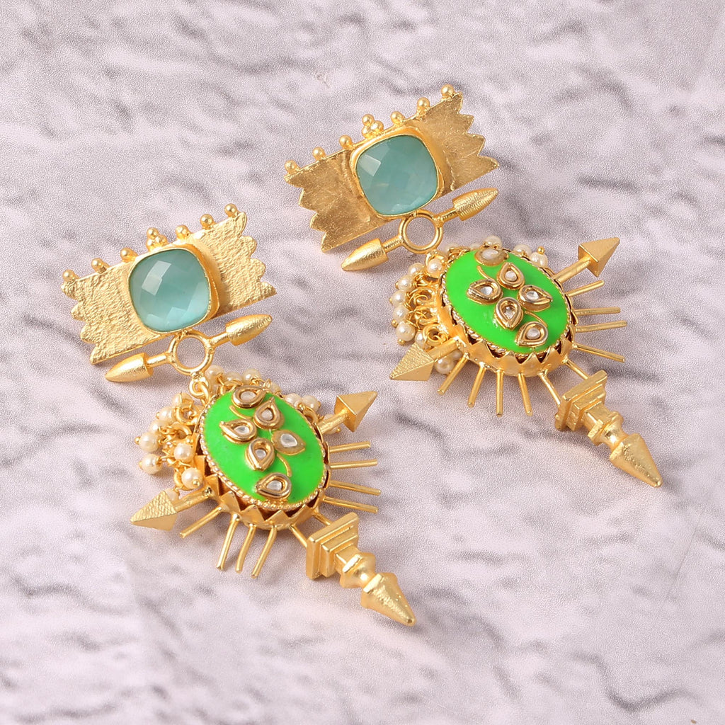 Aglaia Earrings