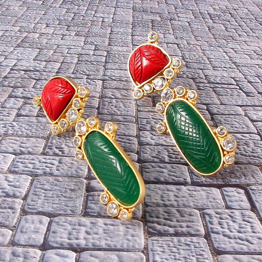 Ahind Earrings