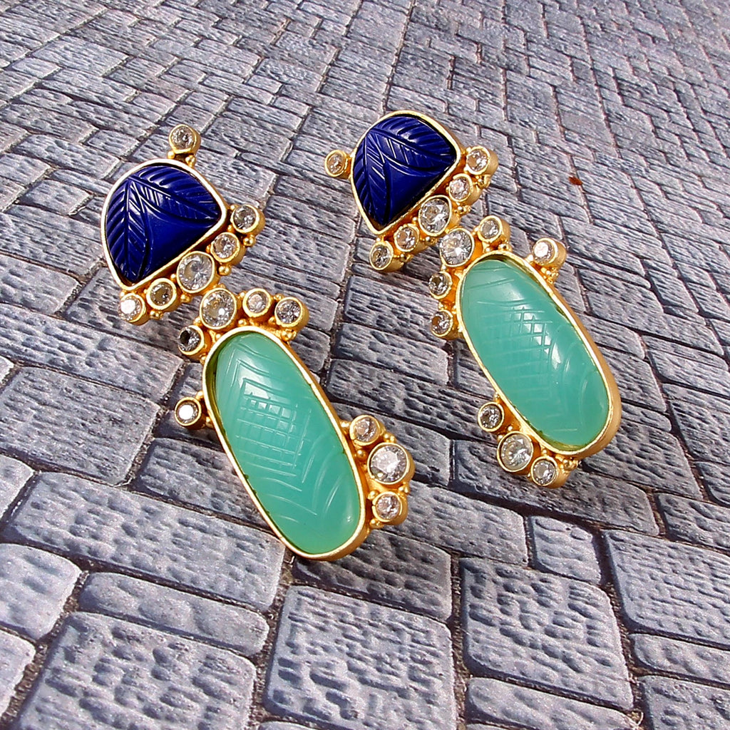 Ahinja Earrings