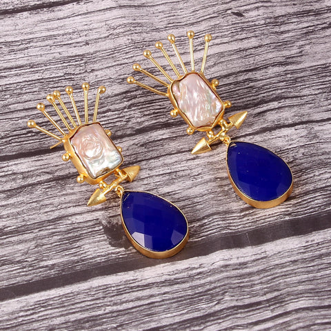 Ahkiren Earrings