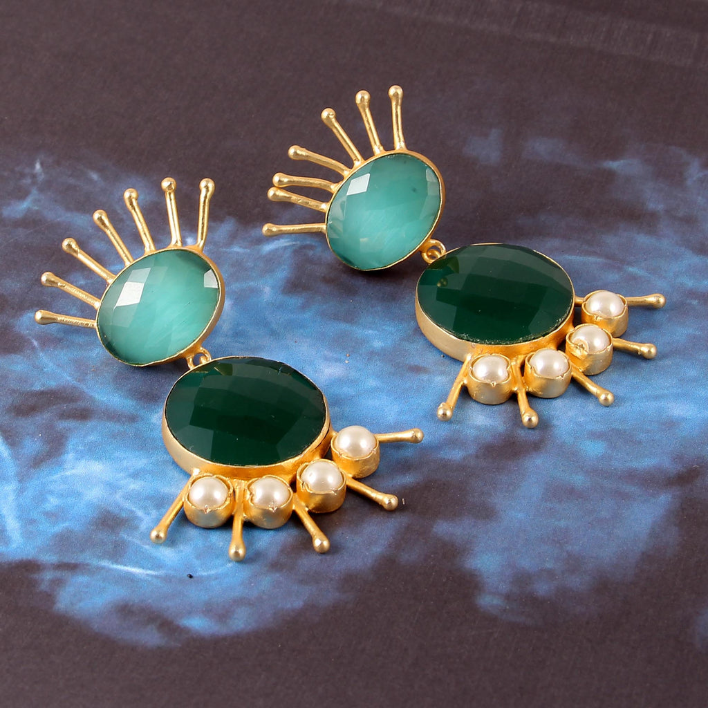 Ahlatki Earrings