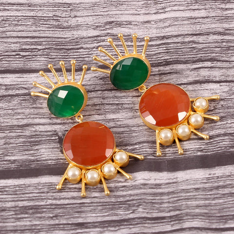 Ahlysha Earrings