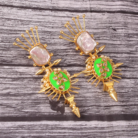 Agliff Earrings