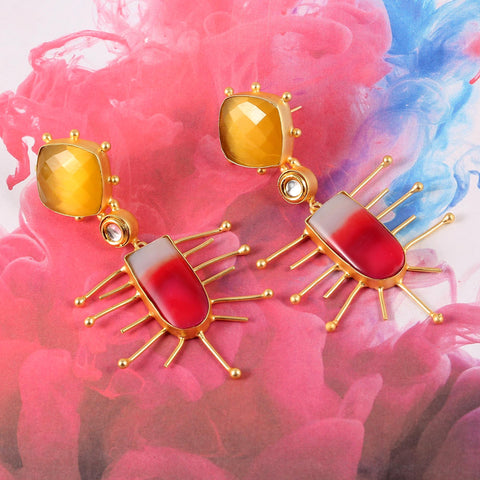 Otsuka Earrings
