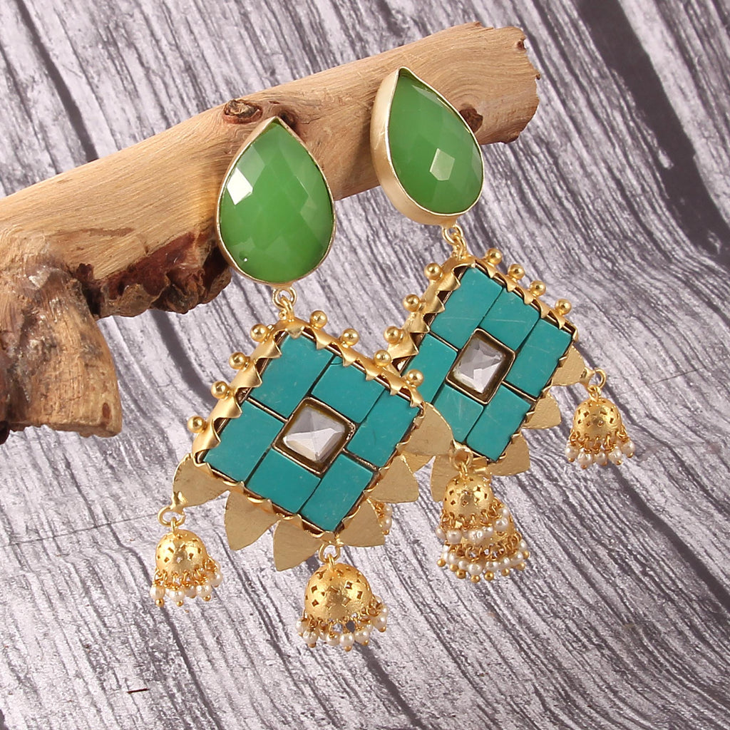 Agnos Earrings