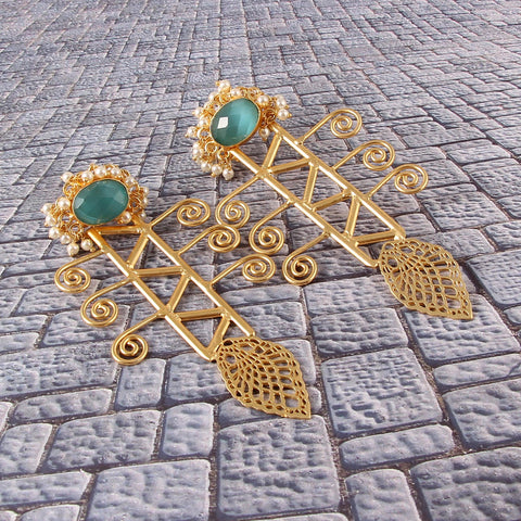 Aidsem Earrings