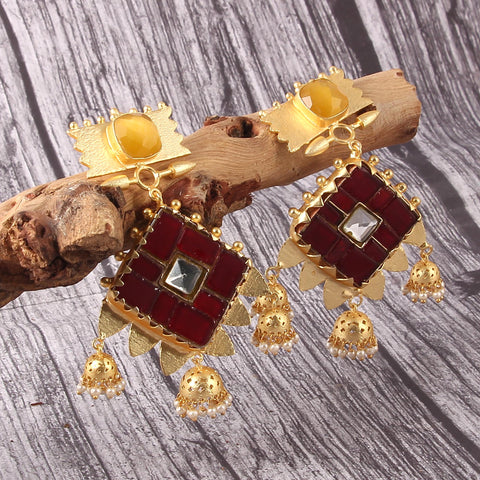 Agoberti Earrings