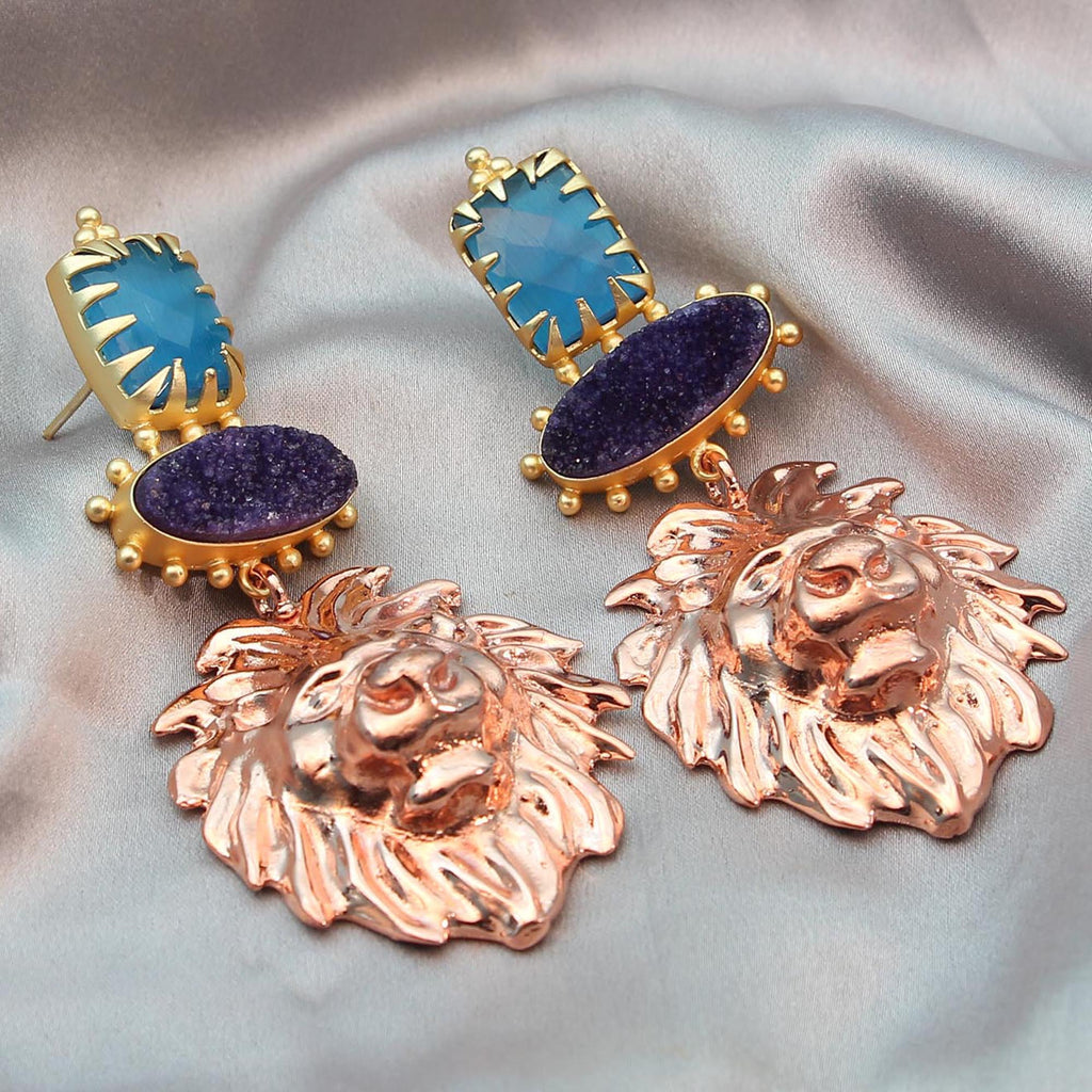 Albulena Earrings